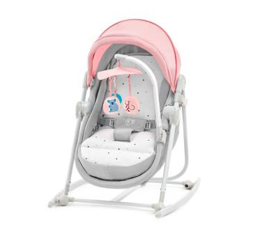 Leżaczek 5w1 UNIMO - pink - Kinderkraft