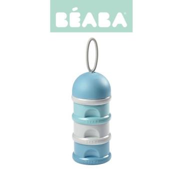 Airy Green/Windy Blue/ Light Mist - Pojemniki na mleko w proszku - Beaba