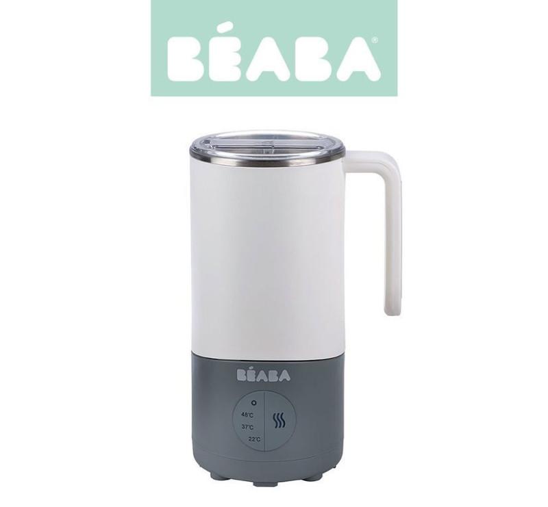 White/ Grey - Prep® Ekspres do napojów mlecznych - Beaba