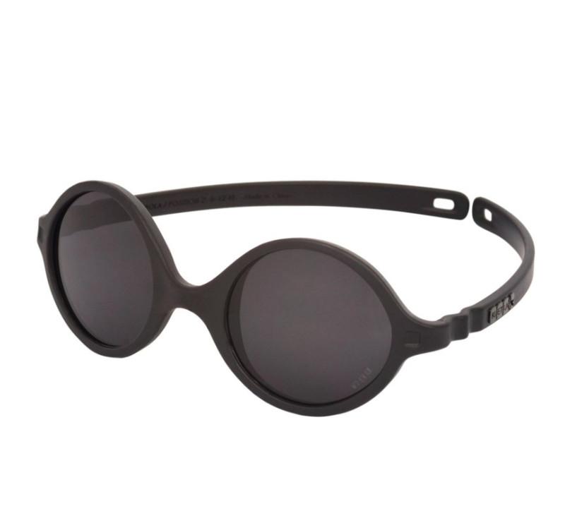 BLACK DIABOLA - 0-1 lat - Okularki przeciwsłoneczne - KiETLA