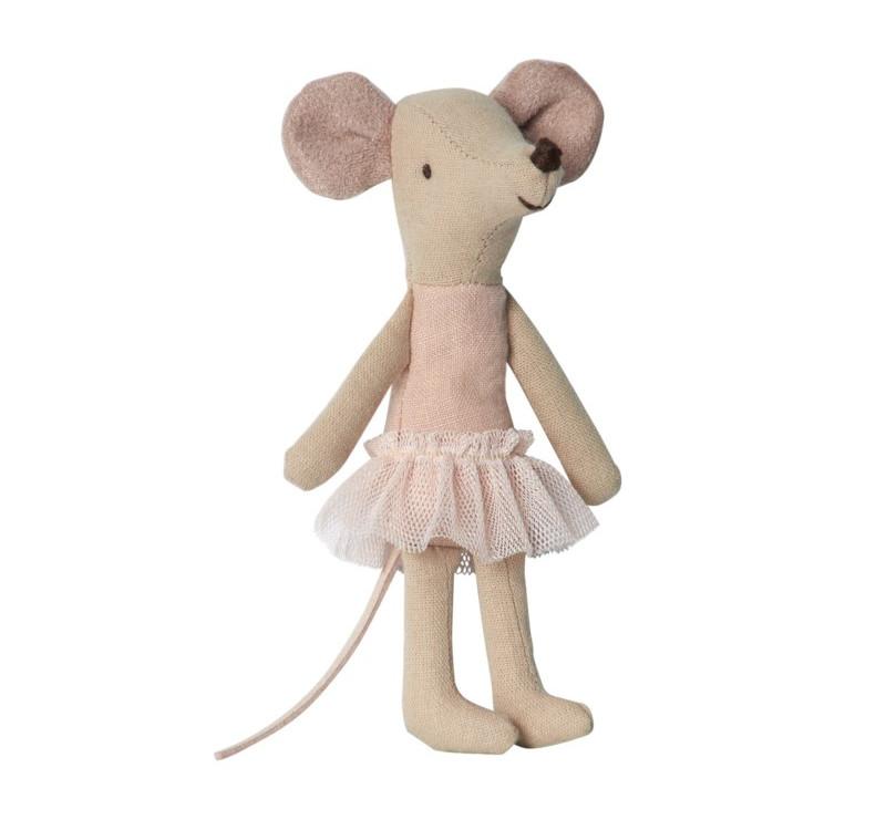 Myszka Baletnica - Ballerina Mouse - Big Sister - Maileg