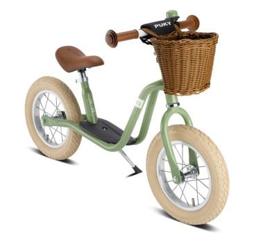 Retro Green - Rowerek Biegowy LR XL Classic - PUKY