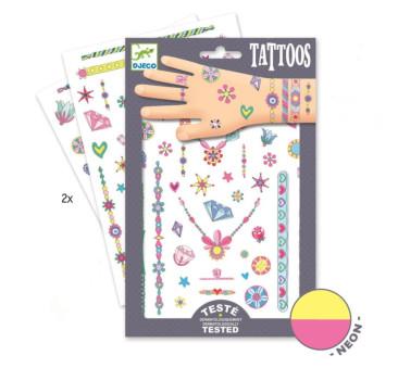 Klejnoty Jenni - Tatuaże Neonowe - Djeco