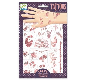 Lato - Tatuaże - Djeco