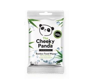 Mini Chusteczki Nawilżane Dla Niemowląt - 12 szt - Cheeky Panda