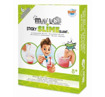 Mini Lab - Produkacja Slime Glutów - BUKI
