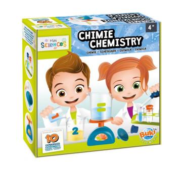 Mini Lab - Doświadczenia Chemiczne - BUKI