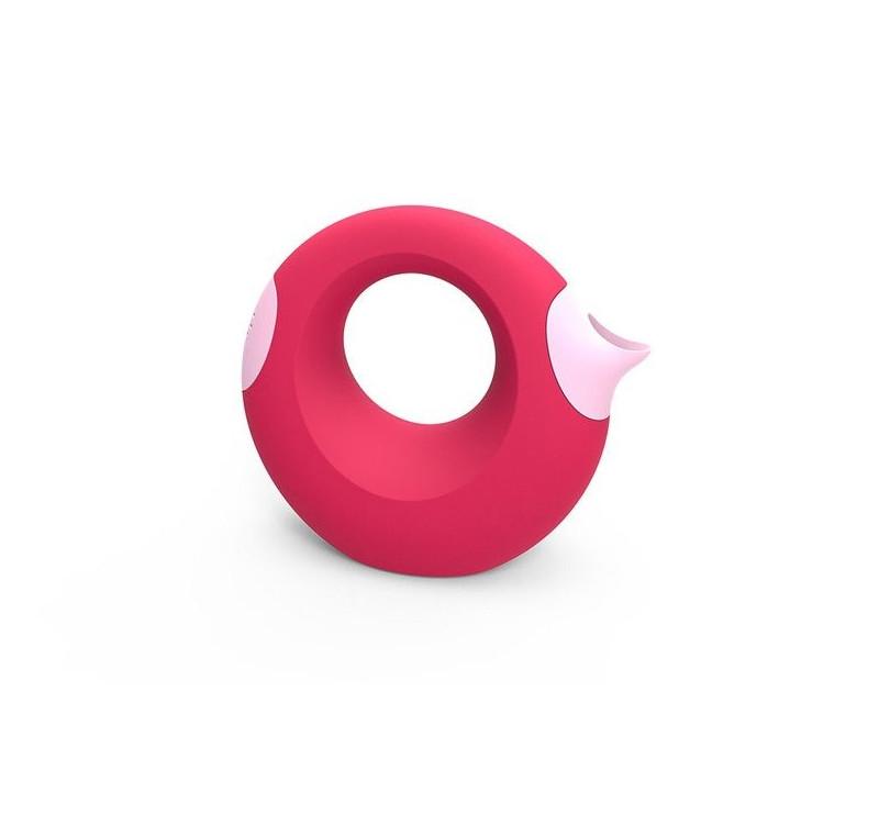 Cana - Konewka Duża Cherry Red + Sweet Pink - Czerwona - Quut