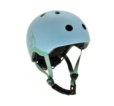 Steel - Kask Scootandride XXS-S dla dzieci 1-5 lat - Scoot&Ride
