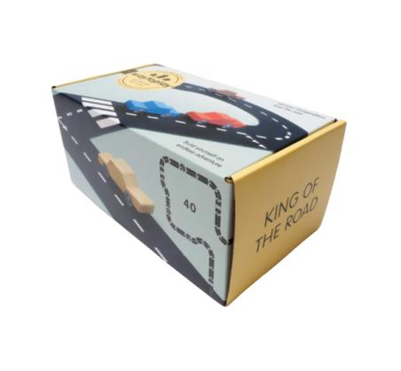 Droga do Układania - King of the Road/Król Drogi - 40 elementów - WayToPlay