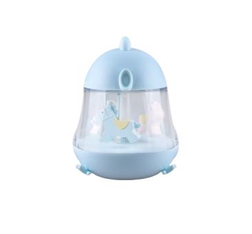 Niebieski Kurczaczek - Lampka Z Pozytywką - Rabbit & Friends