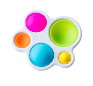 Bąbelki Dimpl - w Kształcie Chmurki - Fat Brain Toys