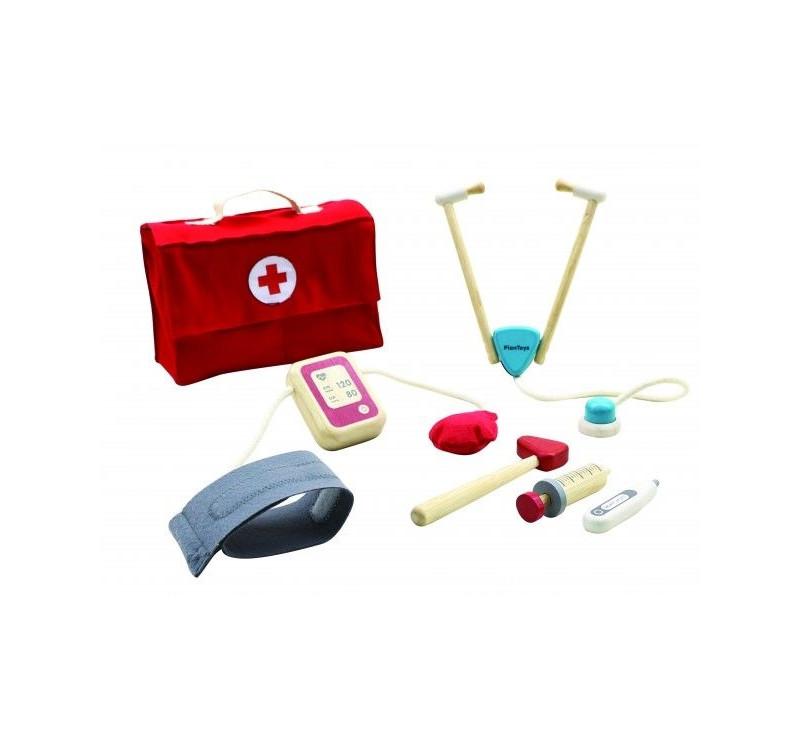 Skrzynka lekarska - Plan Toys