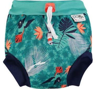 Koliber XXXL - Pieluszka do pływania - Hummingbird - rozmiar XXXL - Close