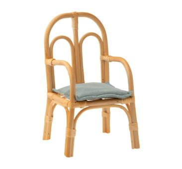 Wiklinowe Krzesło - Rattan Chair Medium - Maileg