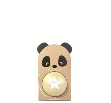 WYPRZEDAŻ Panda Yellow - Piłka 12 cm - Ratatam