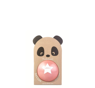 Panda Pink - Piłka 12 cm - Ratatam