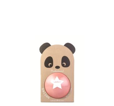 WYPRZEDAŻ Panda Pink - Piłka 12 cm - Ratatam
