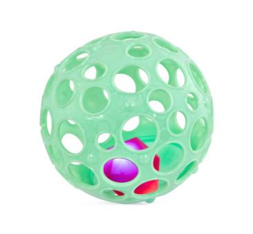 Elastyczna Piłka Sensoryczna - Grab n' Glow - BTOYS