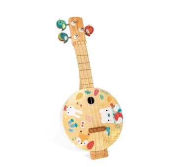 Banjo Pure - Instrument Dla Dzieci - Janod