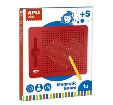 Magnetyczna Tablica z Rysikiem - Apli Kids - Do Rysowania