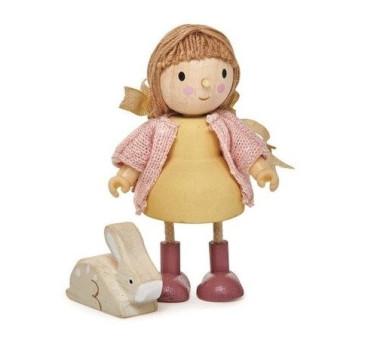 Laleczka Amy i Jej Królik - Tender Leaf Toys