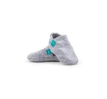 Papcie niemowlęce - Titot Newborn - Grey (0-3)