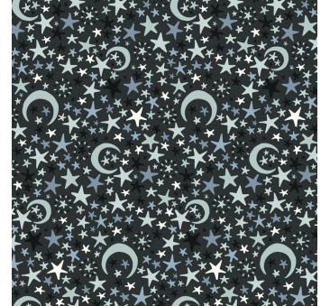 Prześcieradło - Good Night - Magic Sky - 60x120 - La Millou