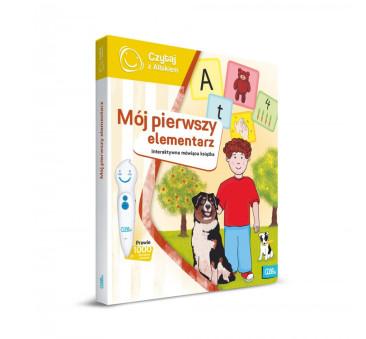 Książka Mój Pierwszy Elementarz - Czytaj z Albikiem - Albik
