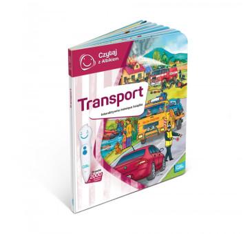 Książka Transport - Czytaj z Albikiem - Albik
