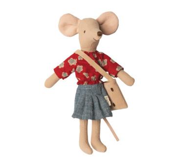 Myszka Mama z Torebką - Mum Mouse - Maileg