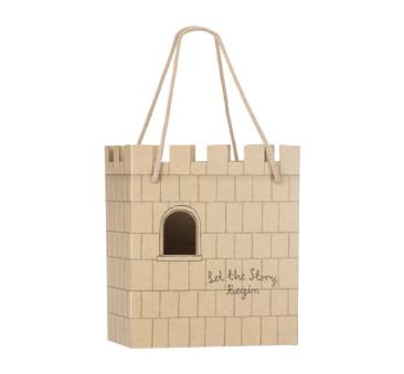 Torebka Kartonowa - Paper Bag Princess On The Pea - Maileg