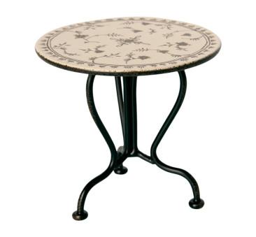 Stolik - Vintage Tea Table Micro Anthracite - Maileg