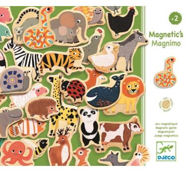 MAGNIMO - Układanka Magnetyczna - Djeco