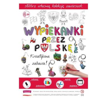 Wypiekanki Przez Polskę - Breloczki, Zawieszki, Kolczyki - Fabryka Frajdy