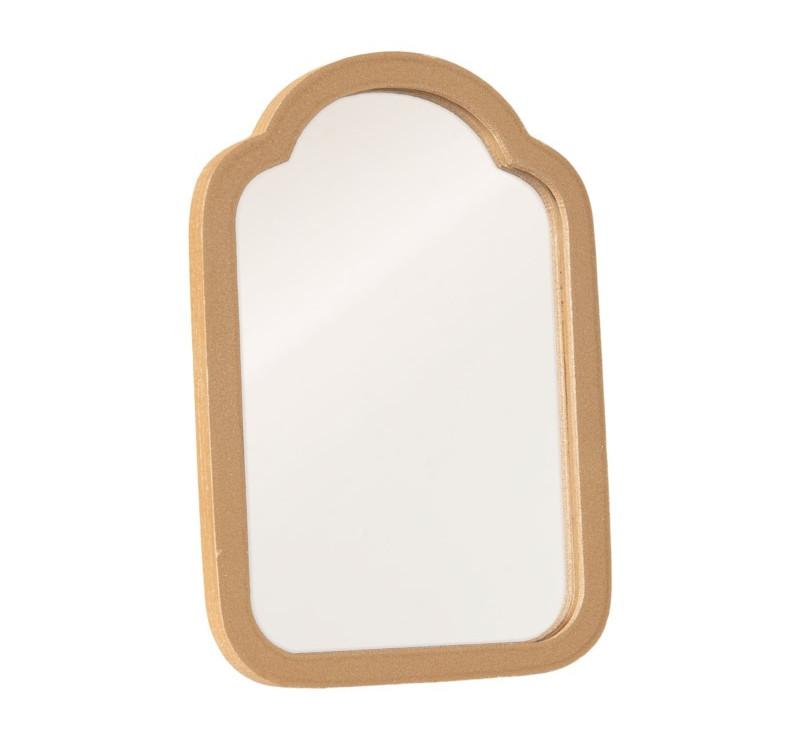 Lustro w Złotej Ramie - Miniature Mirror - Maileg