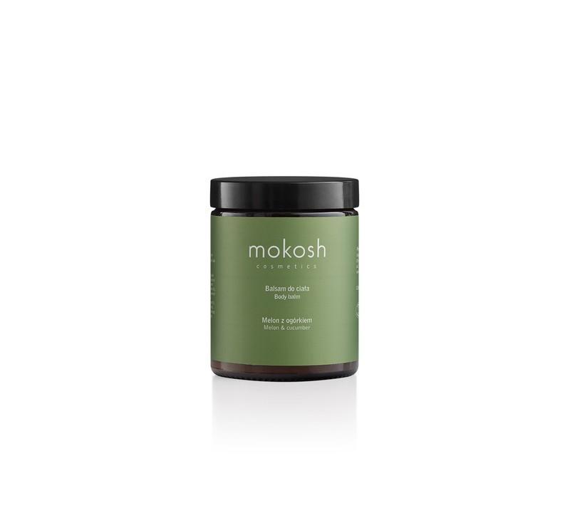 Melon z Ogórkiem - Balsam Do Ciała 180 g - Mokosh