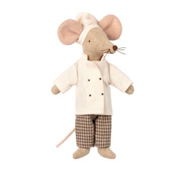Myszka Szef Kuchni - Chef Mouse - Dad - Maileg