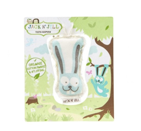 WYPRZEDAŻ JACK N'JILL - Zębuszek Bunny - Wróżka Zębuszka