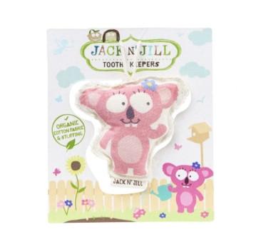 WYPRZEDAŻ JACK N'JILL - Zębuszek Koala - Wróżka Zębuszka