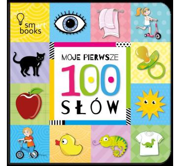 Pierwsze - Moje Pierwsze 100 Słów - Wydawnictwo SmartBooks