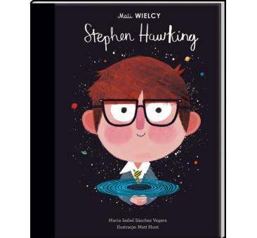 Stephen Hawking - Mali WIELCY- Wydawnictwo SmartBooks