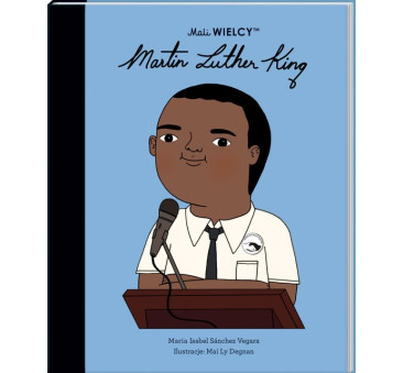 Martin Luther King - Mali WIELCY- Wydawnictwo SmartBooks