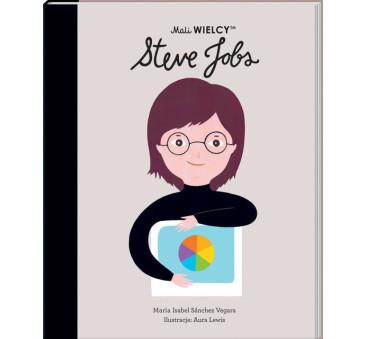 Steve Jobs - Mali WIELCY- Wydawnictwo SmartBooks