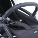 Black - Wózek Spacerowy Magicfold Plus - Leclerc