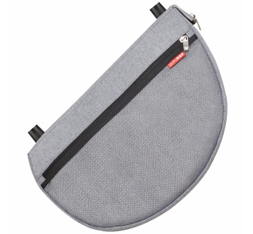 Torba boczna do wózka Saddle Bag Heather Grey - Skip Hop