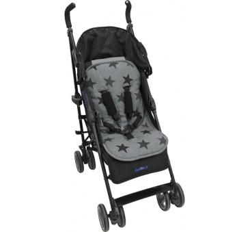 Grey Stars - Uniwersalna wkładka Multicomforter - DOOKY