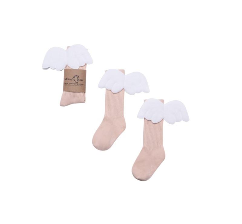 Podkolanówki dla Mamy - Biszkoptowy Aniołek - Mamas Feet - Mama's Feet