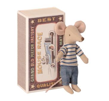 Myszka w Pudełeczku - Mouse in Matchbox - Big Brother - Maileg