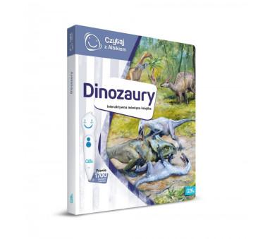 Książka Dinozaury - Czytaj z Albikiem - Albik